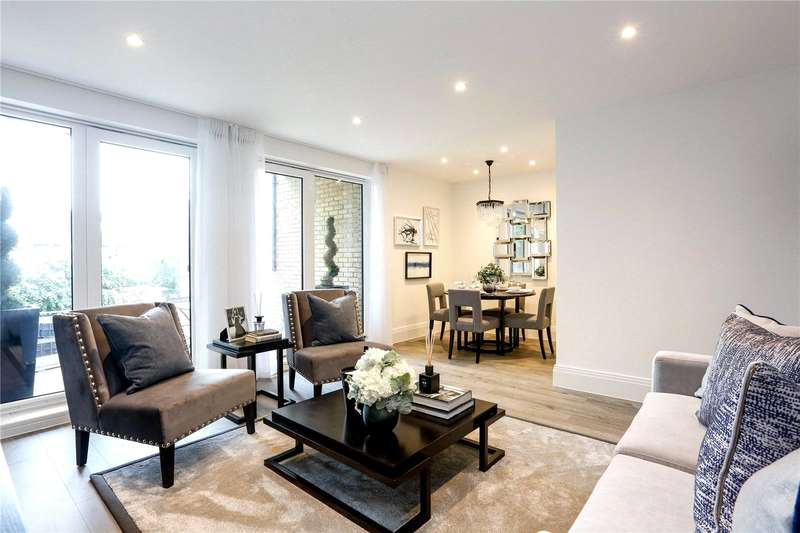 3 Bedrooms Flat for sale in Worple Road, Wimbledon, London, SW20