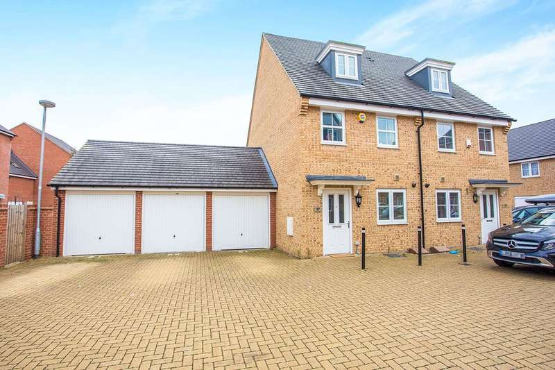 3 Bedrooms Semi Detached House for sale in Baxter Road, WATFORD, WD24