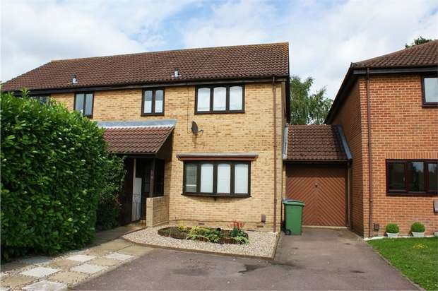 3 Bedrooms Semi Detached House for sale in Cottimore Lane, Walton-on-Thames, Surrey