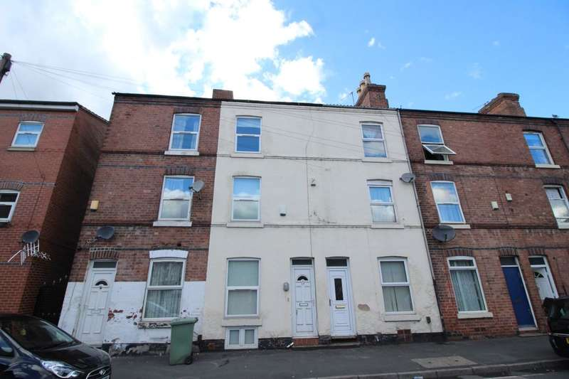 5 Bedrooms Property for sale in Palin Street, Nottingham, NG7