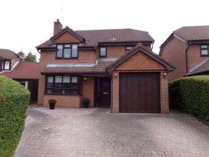 4 Bedrooms Detached House for sale in Salisbury Park, Childwall, Liverpool, Merseyside, L16