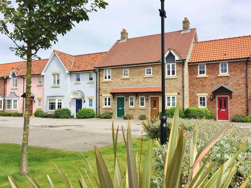 2 Bedrooms House for sale in Talisker Walk, The Bay, Filey