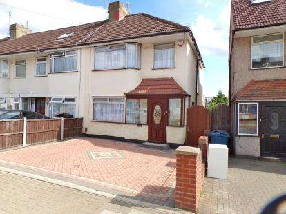 3 Bedrooms End Of Terrace House for sale in Eastleigh Avenue, Eastleigh Avenue, Harrow, Middlesex