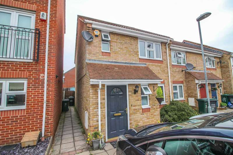 3 Bedrooms End Of Terrace House for sale in James Way, South Oxhey