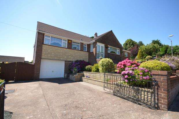 3 Bedrooms Detached Bungalow for sale in Croft Chase, Exeter, Devon