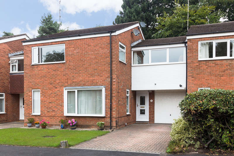 4 Bedrooms Semi Detached House for sale in Pinewood Close, Heaton Mersey