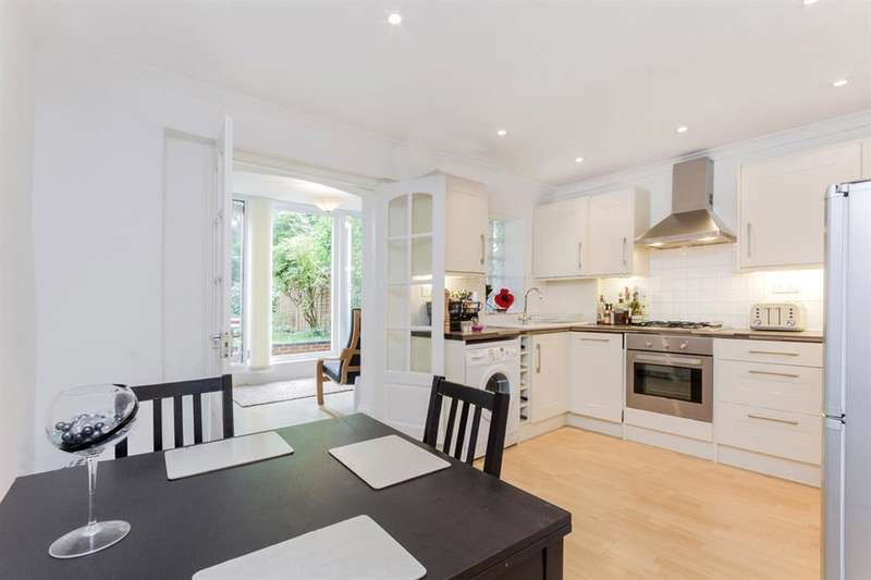 2 Bedrooms Apartment Flat for sale in Mill Lane, London, NW6 1NF