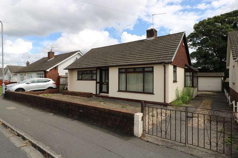 2 Bedrooms Detached Bungalow for sale in Hampshire Avenue, Newport, NP19