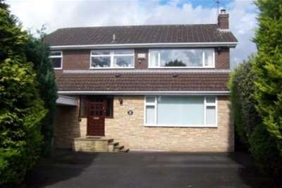 4 Bedrooms Detached House for rent in Dawstone Road Heswall