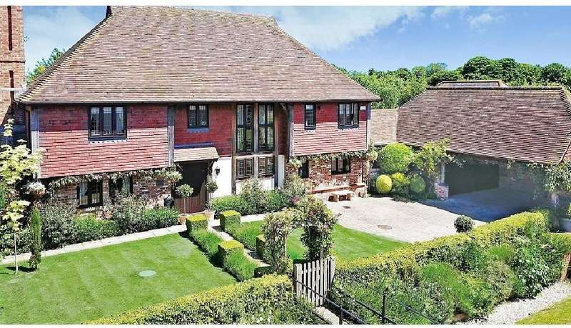 7 Bedrooms Detached House for sale in Chantry Park, Sarre, Birchington, Kent