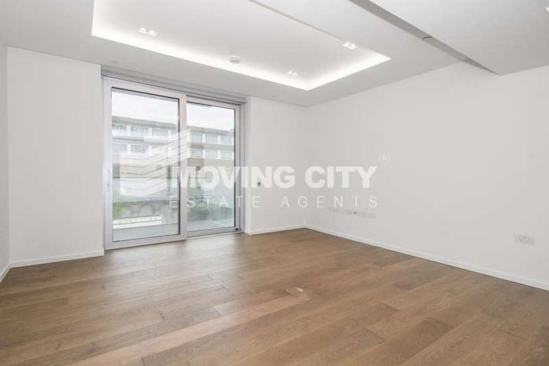 2 Bedrooms Flat for sale in Columbia Gardens South, Earls Court, SW6
