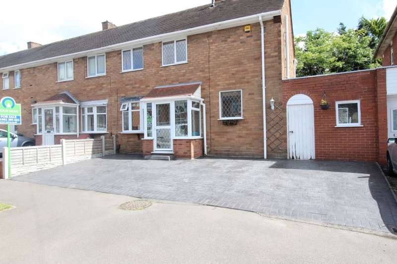 3 Bedrooms Property for sale in Bealeys Avenue, Wolverhampton, WV11