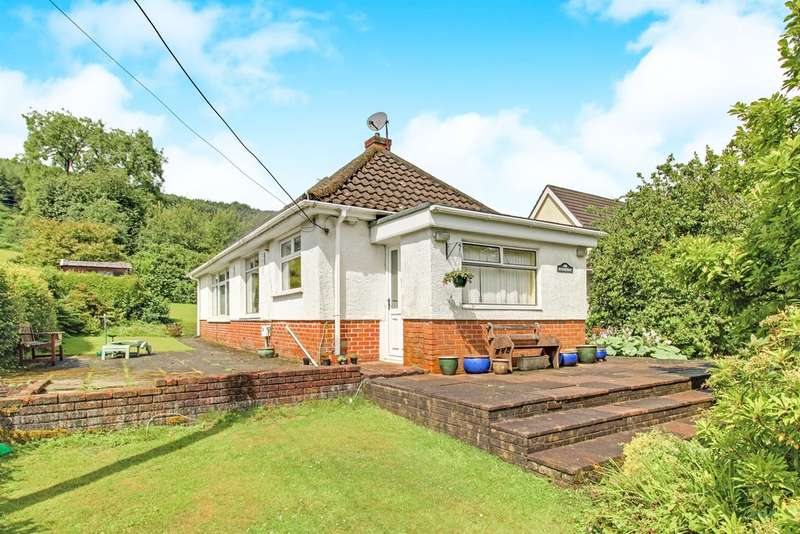 3 Bedrooms Detached Bungalow for sale in Pendarren Road, Aberbeeg, Abertillery