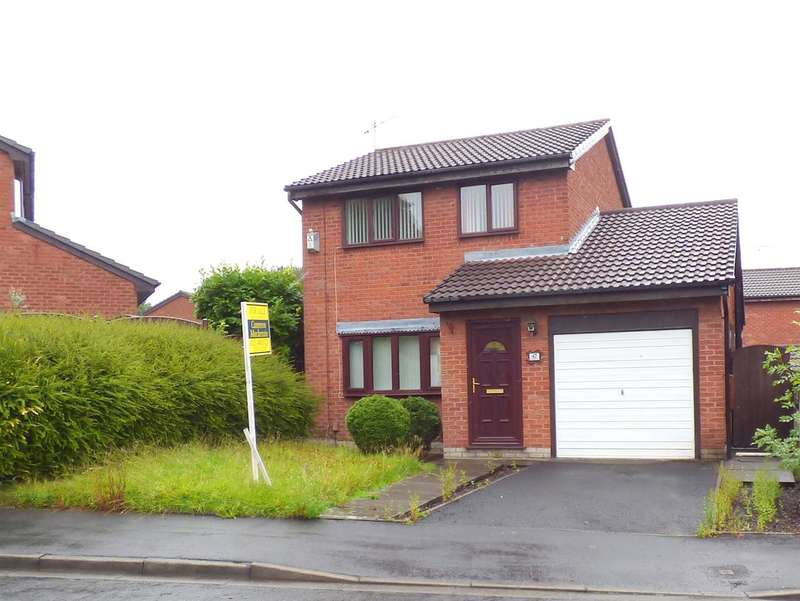 3 Bedrooms Detached House for sale in Harrison Hey, Huyton, Liverpool