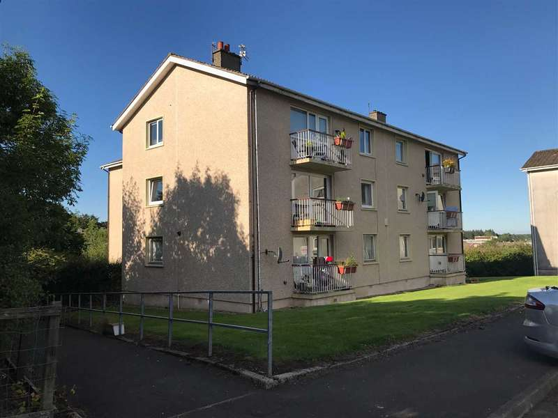 2 Bedrooms Apartment Flat for sale in Whitehills Place, East Kilbride