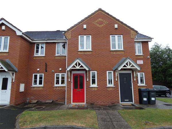 2 Bedrooms Terraced House for sale in Berkley Mews, Yardley, Birmingham