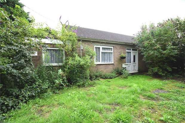 2 Bedrooms Detached Bungalow for sale in Leagate Road, Antons Gowt, Boston, Lincolnshire