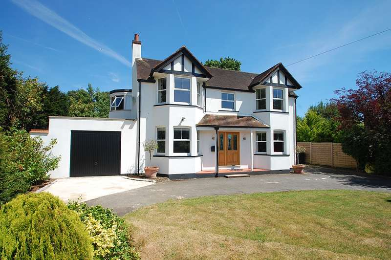 6 Bedrooms Detached House for sale in Denham Lane, Chalfont St Peter, SL9