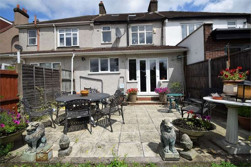 4 Bedrooms Terraced House for sale in Norbury Avenue, THORNTON HEATH, Surrey