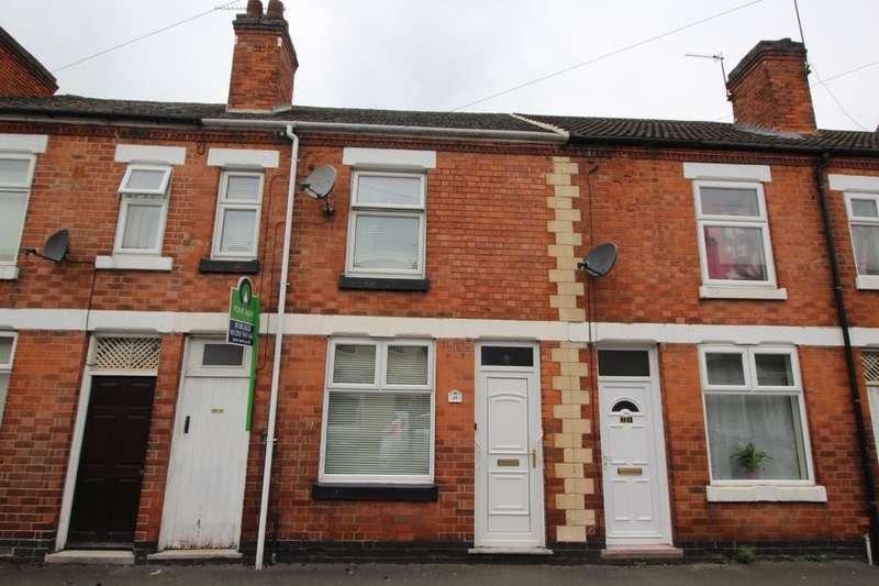 3 Bedrooms Property for sale in Carlton Street, Burton-On-Trent, DE13