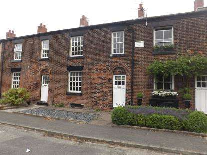 3 Bedrooms Terraced House for sale in Greenalls Avenue, Warrington, Cheshire