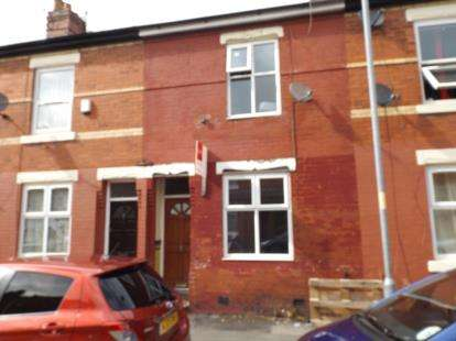 3 Bedrooms Terraced House for sale in Henbury Street, Manchester, Greater Manchester, Uk