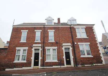 4 Bedrooms Terraced House for sale in Curzon Street, Gateshead, NE8