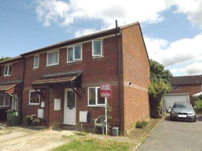 2 Bedrooms End Of Terrace House for sale in Cherry Close, Hardwicke, Gloucester, Gloucestershire