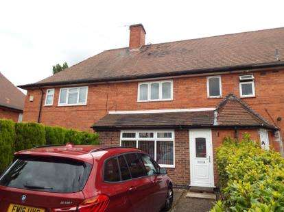3 Bedrooms Terraced House for sale in Swains Avenue, Nottingham, Nottinghamshire