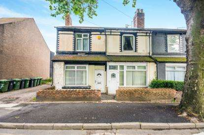 2 Bedrooms End Of Terrace House for sale in Bilston Lane, Willenhall, West Midlands