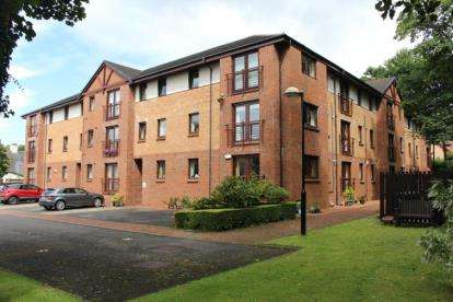 2 Bedrooms Flat for sale in Normanhurst Court, 124 West King Street