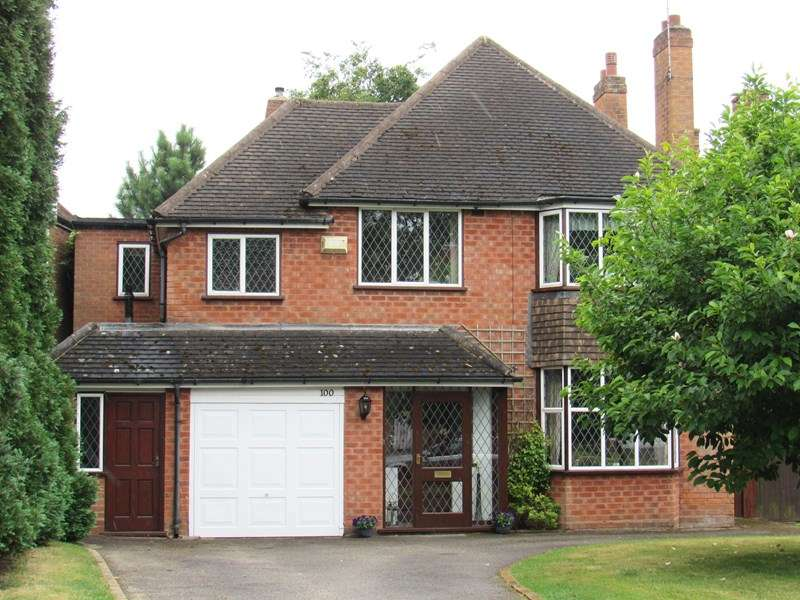 5 Bedrooms Detached House for sale in Buryfield Road, Solihull