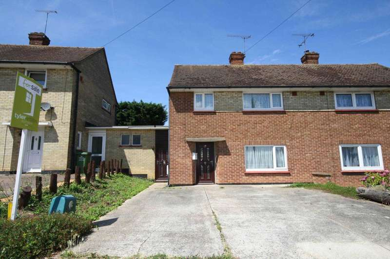3 Bedrooms Semi Detached House for sale in Hickstars Lane, Billericay
