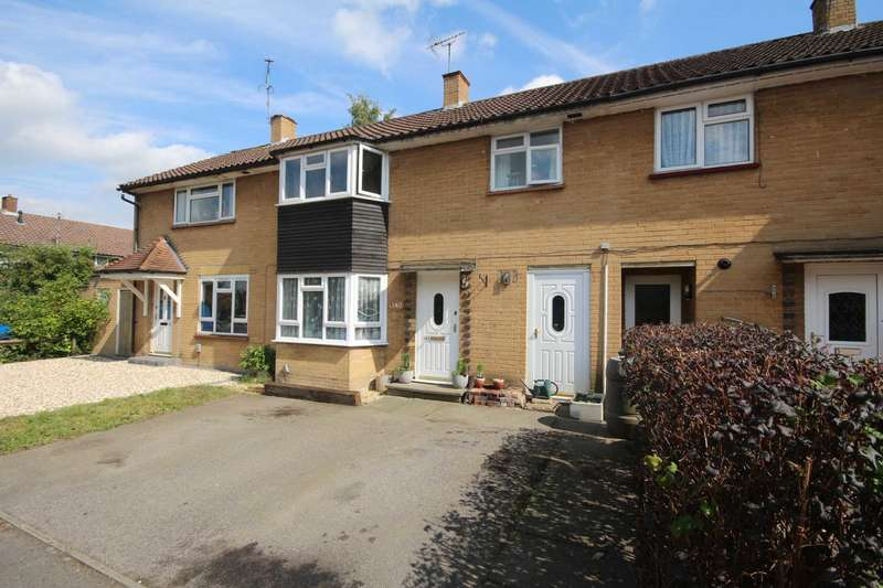 3 Bedrooms Terraced House for sale in Moordale Avenue, Priestwood