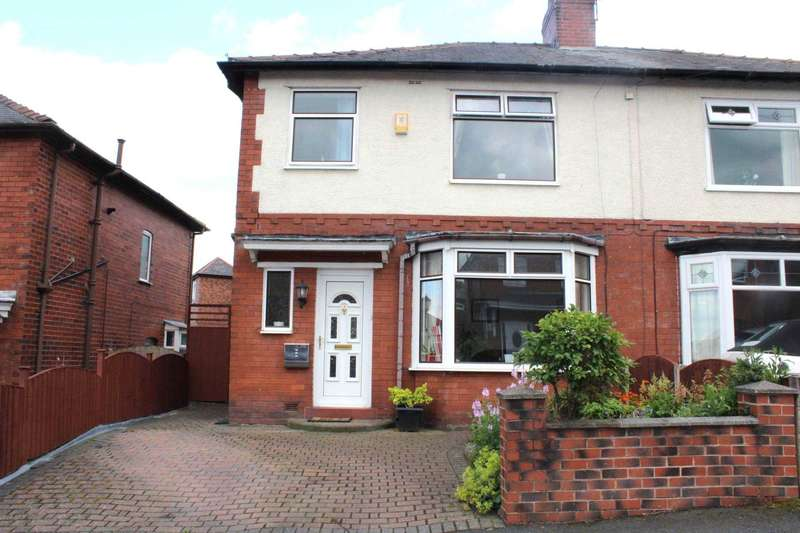3 Bedrooms Semi Detached House for sale in Barcroft Road, Bolton