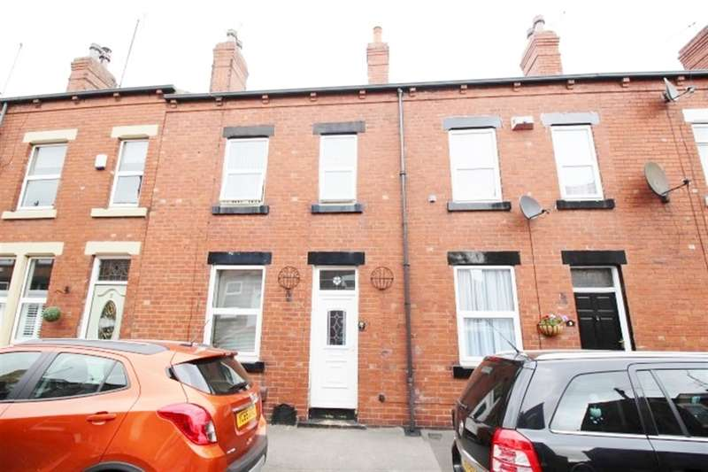 4 Bedrooms Terraced House for sale in Branch Place, Armley, LS12 5PT