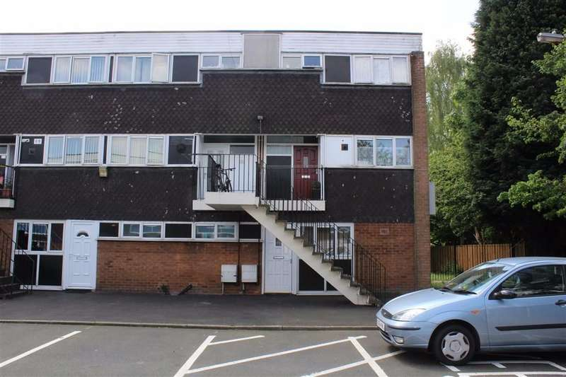 2 Bedrooms Flat for sale in Fisher Street, Great Bridge, Tipton, DY4 7ER