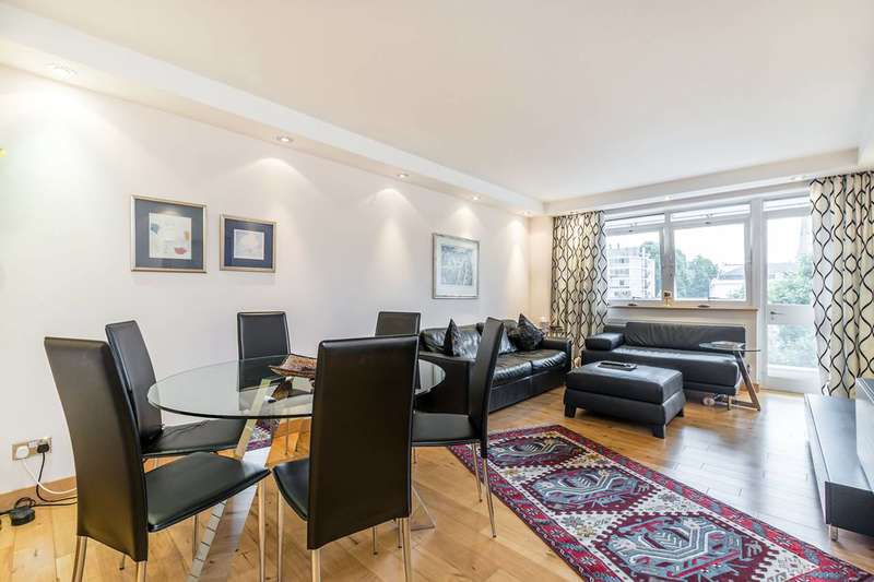 2 Bedrooms Flat for sale in Porchester Terrace, Lancaster Gate, W2