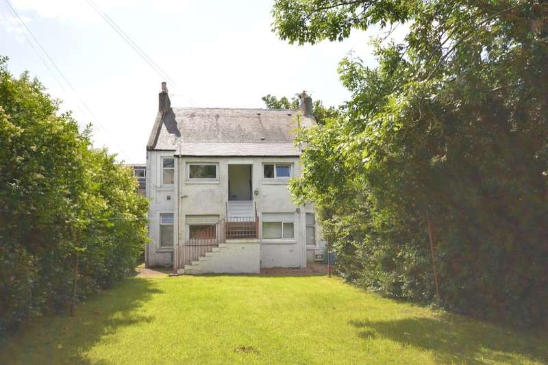 1 Bedroom Flat for sale in Woodmill Street, Dunfermline, KY11