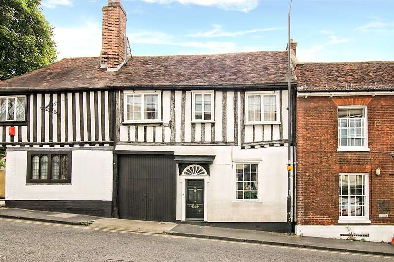 2 Bedrooms Terraced House for sale in Holywell Hill, St. Albans, Hertfordshire, AL1