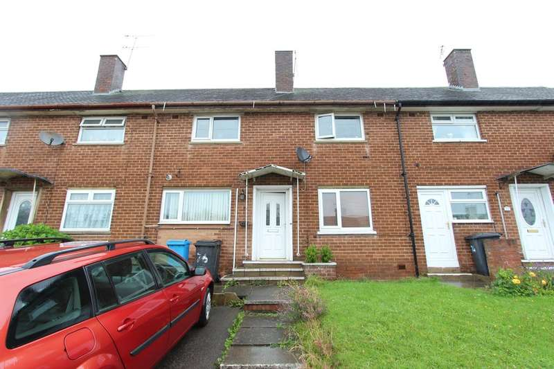 3 Bedrooms Terraced House for sale in Lowedges Road, Lowedges