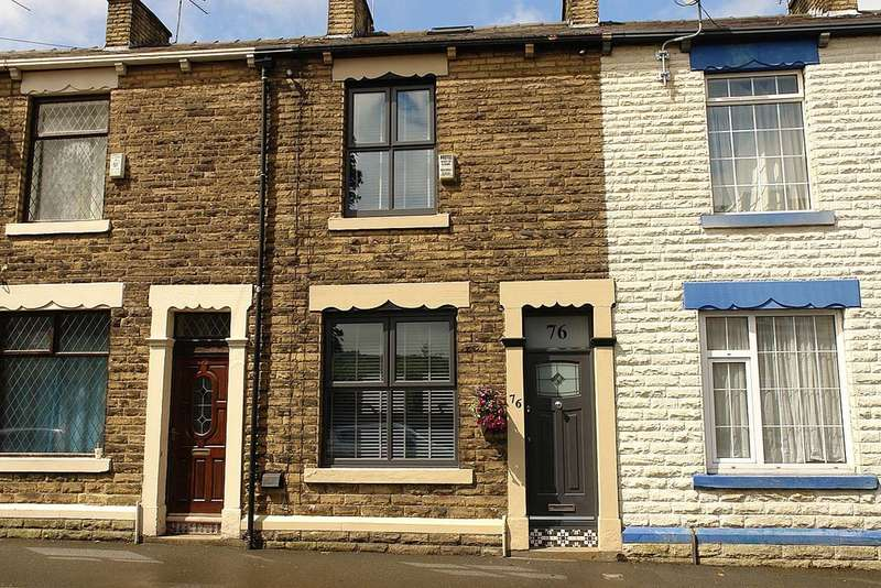 3 Bedrooms Terraced House for sale in 76 Queen Street, Shaw, Oldham