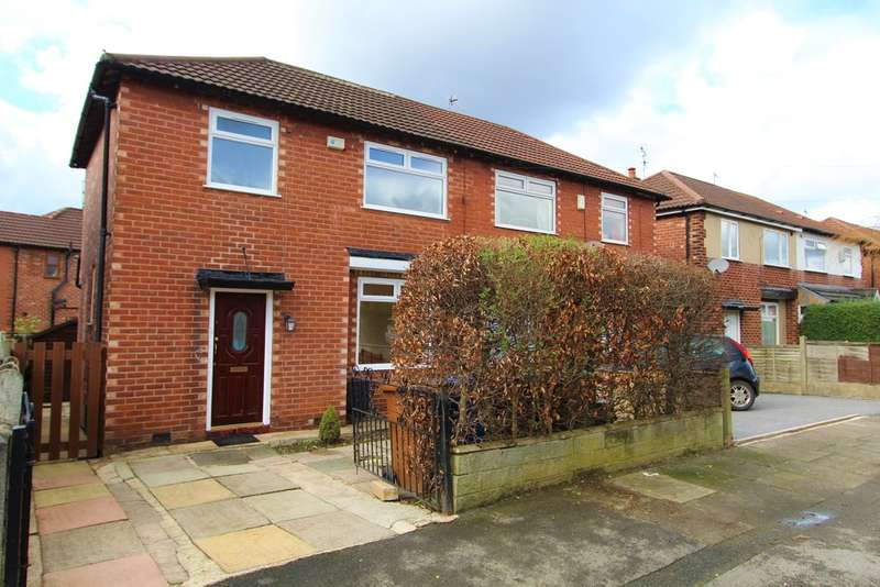 3 Bedrooms Semi Detached House for sale in Forbes Road, Offerton