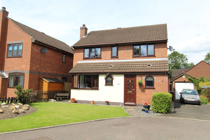 4 Bedrooms Detached House for sale in Kedleston Green, Offerton