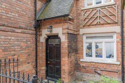 2 Bedrooms Semi Detached House for sale in Lenton Avenue, Nottingham, Nottinghamshire