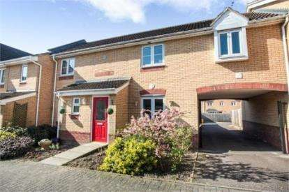 4 Bedrooms Terraced House for sale in Avery Close, Leighton Buzzard, Bedford, Bedfordshire