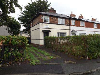 3 Bedrooms End Of Terrace House for sale in Rainford Avenue, Manchester, Greater Manchester, Uk