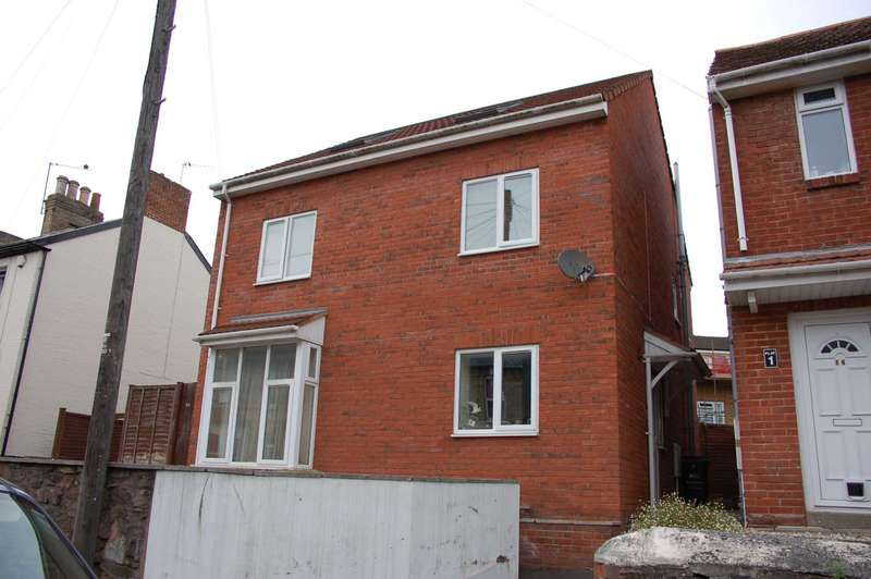 3 Bedrooms Maisonette Flat for sale in Greenway Road, Taunton