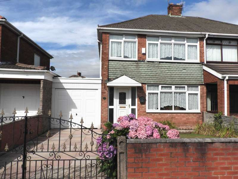 3 Bedrooms Semi Detached House for sale in Willow Avenue, Kirkby Row, Kirkby
