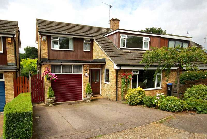 3 Bedrooms House for sale in OUTSTANDING 3 BED SEMI with LARGE and EXTENDED living accommodation in BOXMOOR HP1